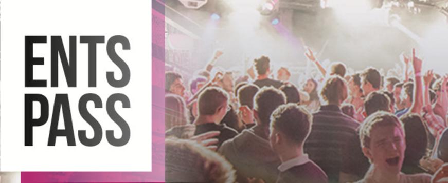 Entertainment Pass - FiveSixEight, Metric & The Union Bar 2017 Image